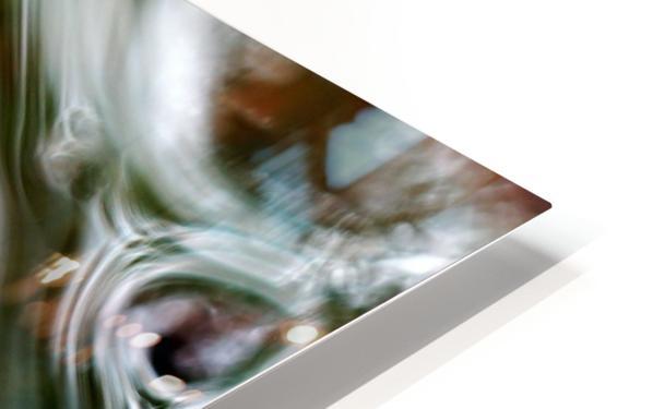 Macro Raindrop Photography Art 45 HD Sublimation Metal print