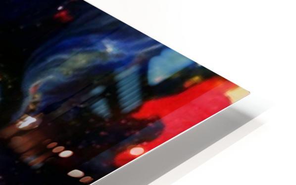 Lyra  HD Sublimation Metal print