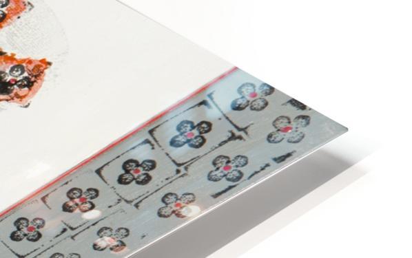 emerveillement6 HD Sublimation Metal print
