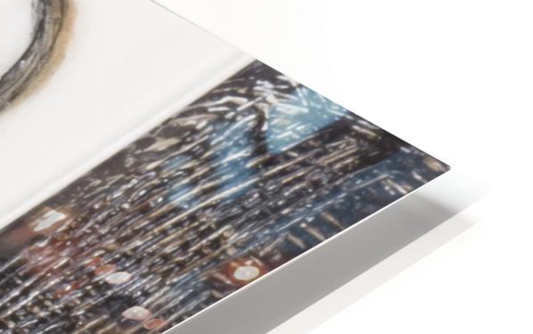 fille_jerusem_1 HD Sublimation Metal print