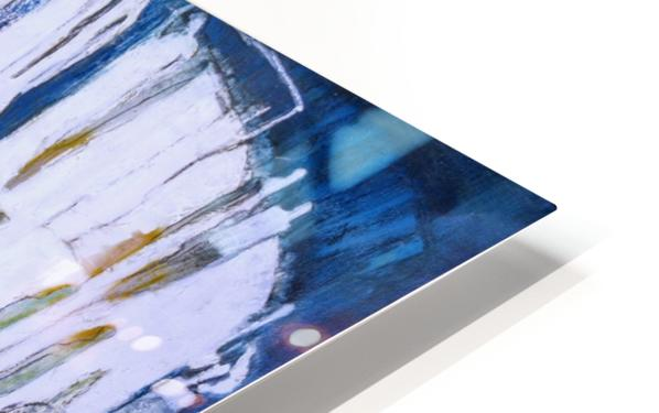 pont_souffrance HD Sublimation Metal print