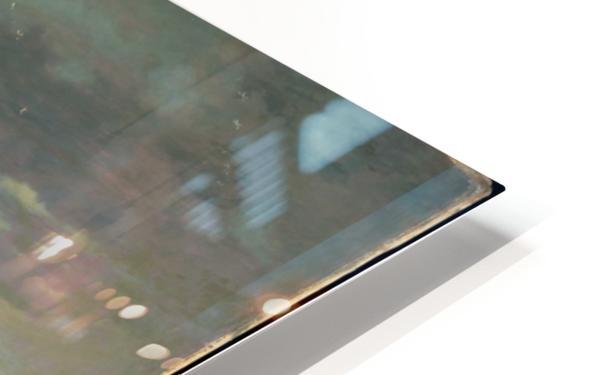 Haystacks - Autumn Impression de sublimation métal HD