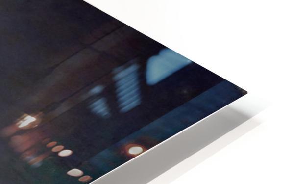 The Sheepfold, Moonlight HD Sublimation Metal print