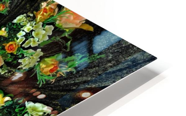 Floral Creation HD Sublimation Metal print