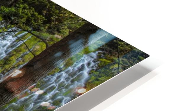 Secret Location HD Sublimation Metal print