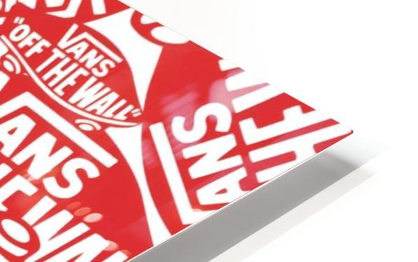 VANS Shoes Poster HD Sublimation Metal print