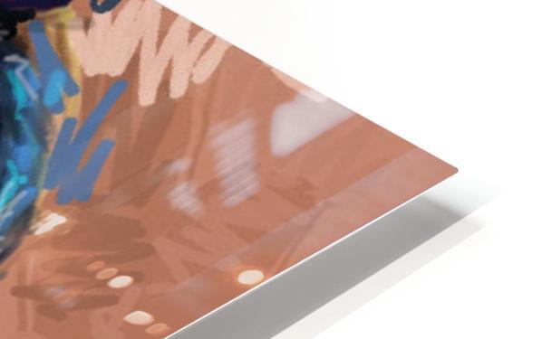 2pac HD Sublimation Metal print