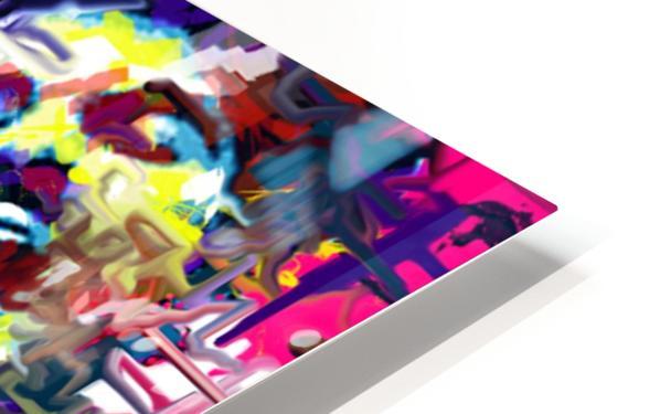 CharlieChaplin5 Impression de sublimation métal HD