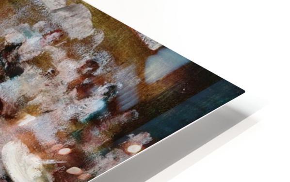 Social Circle HD Sublimation Metal print