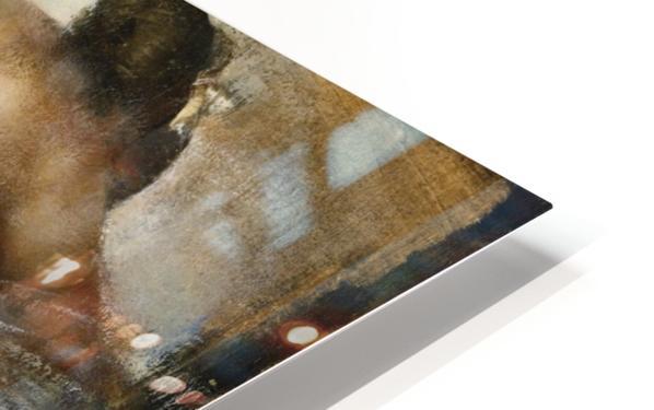 The Break HD Sublimation Metal print