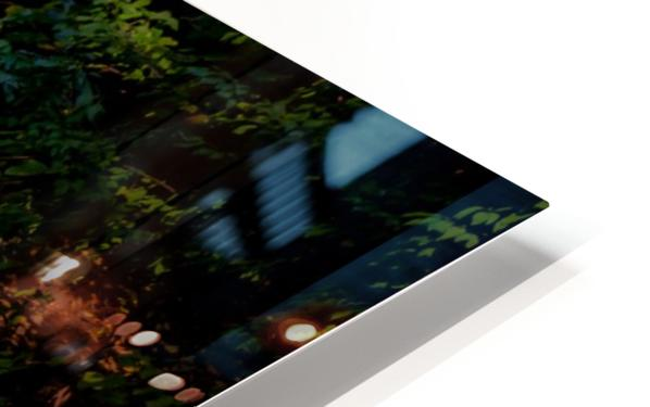 Waterfall HD Sublimation Metal print
