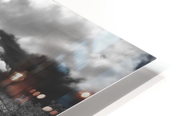The bridge HD Sublimation Metal print