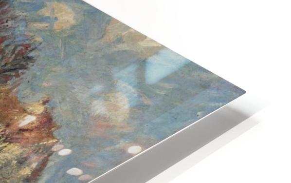 Moret-sur-Loing 02 HD Sublimation Metal print