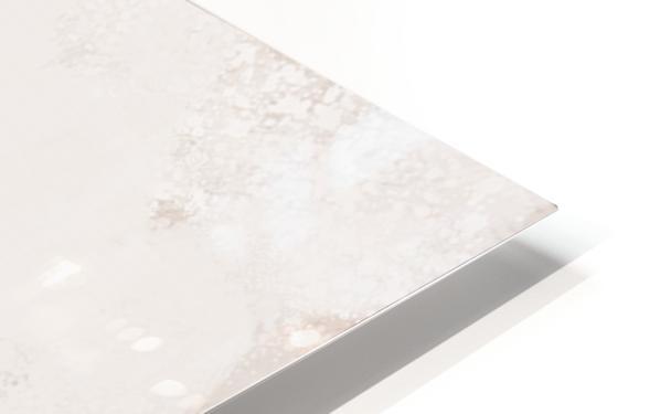 Paris Icon in Sephia HD Sublimation Metal print