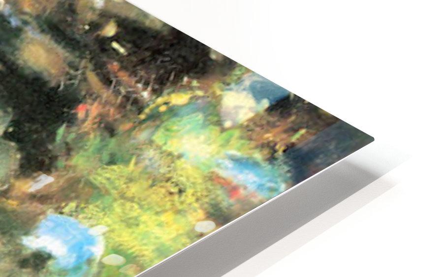 The black creek by John Singer Sargent HD Sublimation Metal print