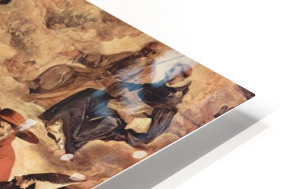 Saint Thomas Aquinas HD Sublimation Metal print