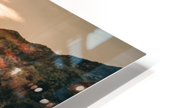 DPP Hoodoo Sunburst HD Sublimation Metal print