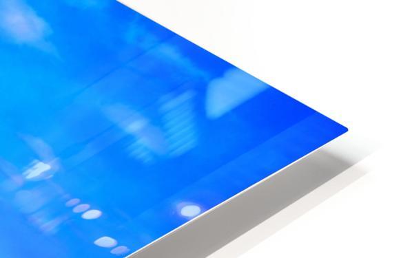 Frozen Shovel Point HD Sublimation Metal print