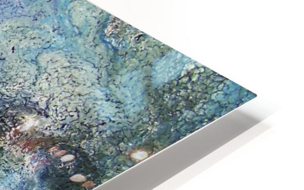 Color game HD Sublimation Metal print