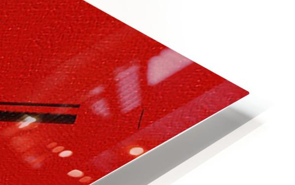 RED II HD Sublimation Metal print