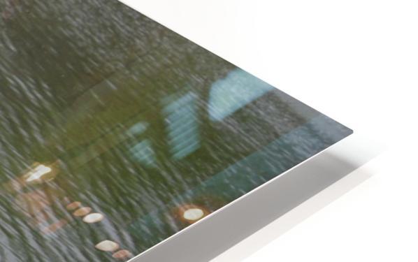 Amphicar model Unique amphibious model car HD Sublimation Metal print