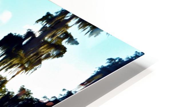Seek Me Out HD Sublimation Metal print