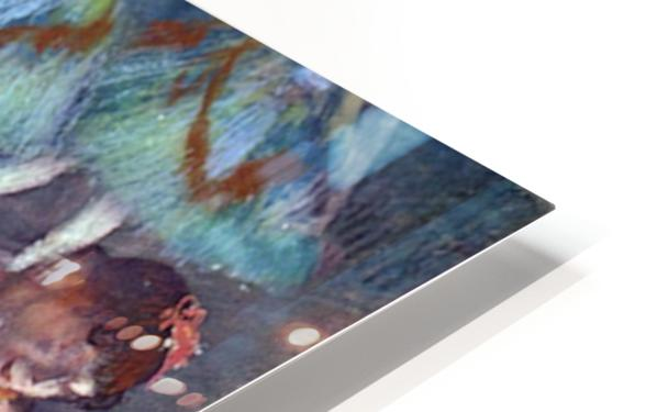 Ballet, from a box view by Degas HD Sublimation Metal print