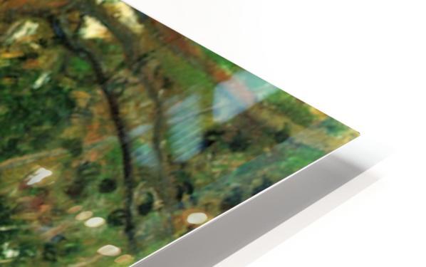 Beach Scene 2 by Gauguin HD Sublimation Metal print