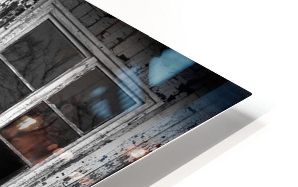 Bunagalow HD Sublimation Metal print