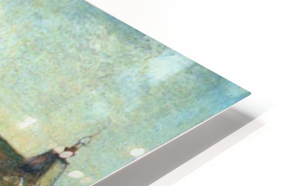 Bologne by Van Gogh HD Sublimation Metal print