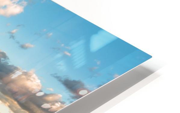 Peyto Lake 2 HD Sublimation Metal print