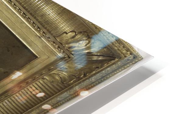 Le chevreuil Impression de sublimation métal HD
