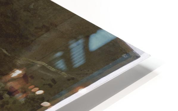 Le chevreuil HD Sublimation Metal print