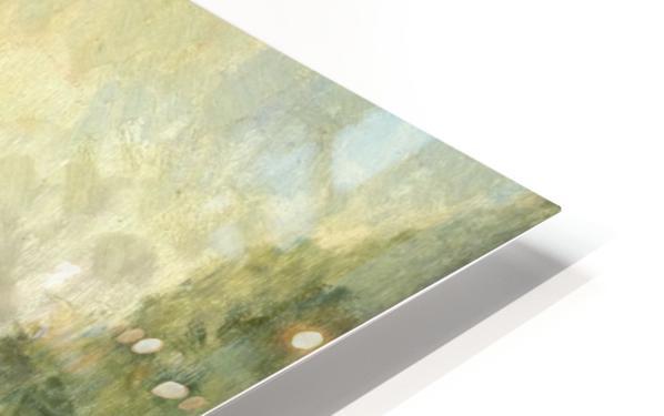 Le Pont Neuf HD Sublimation Metal print