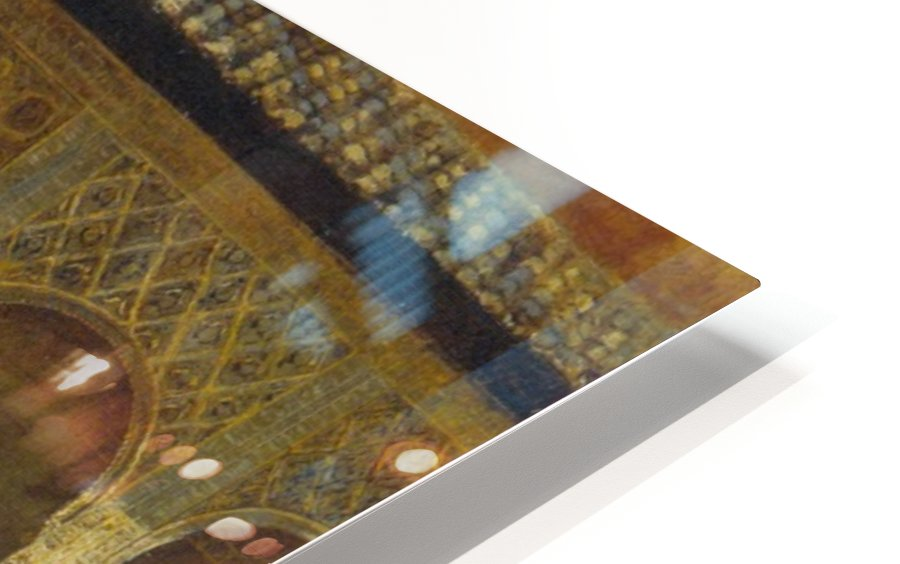 A Court in the Alhambra HD Sublimation Metal print