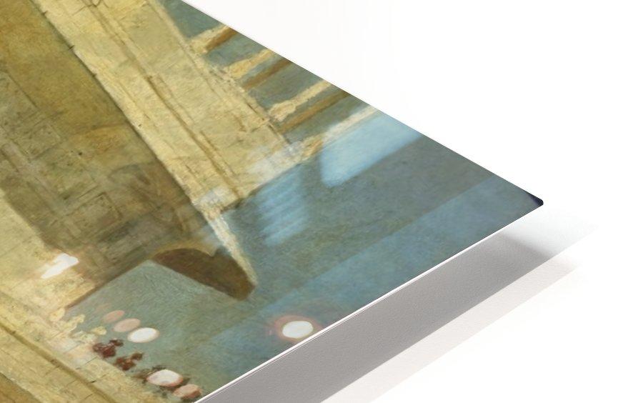 Bath inside palace HD Sublimation Metal print