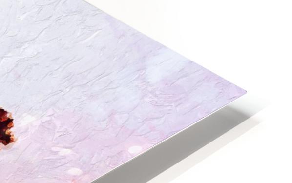 LaBelle HD Sublimation Metal print
