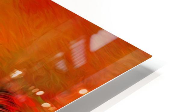 The Betta Tango HD Sublimation Metal print