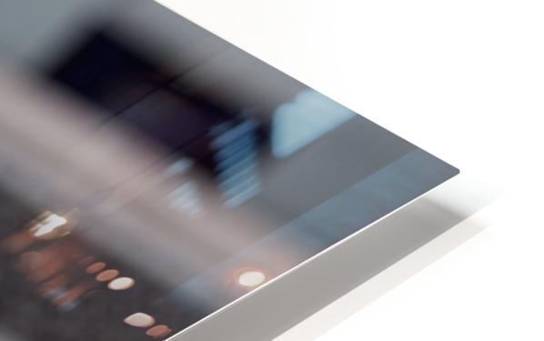 app HD Sublimation Metal print