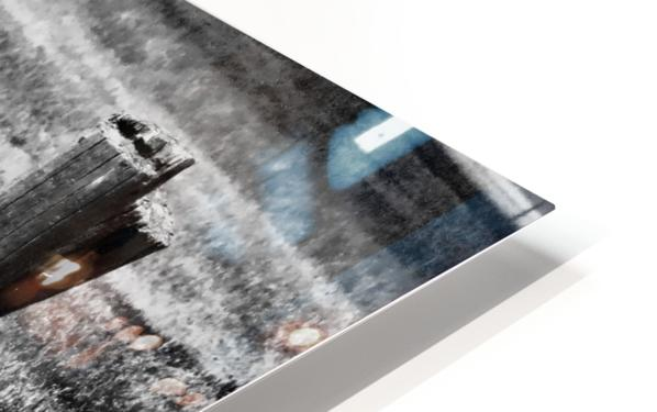 Sword HD Sublimation Metal print