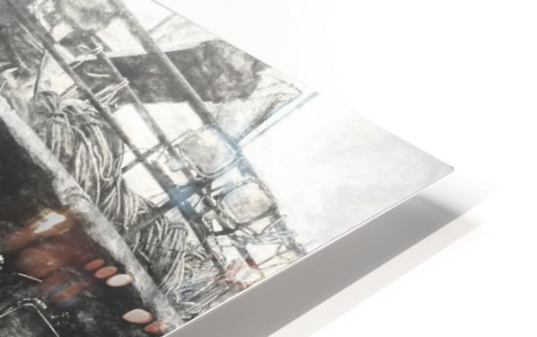In the Storm HD Sublimation Metal print
