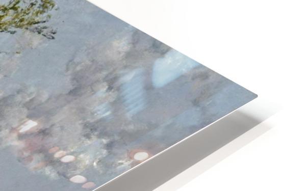 Fontana turca HD Sublimation Metal print