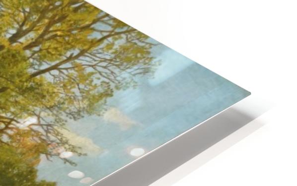 A walk in nature HD Sublimation Metal print