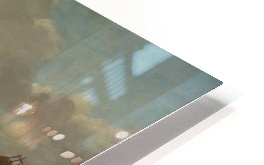 Pitlessie Fair HD Sublimation Metal print