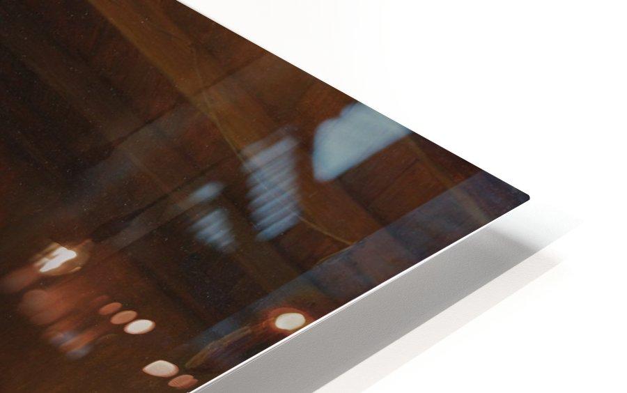 The Pedlar HD Sublimation Metal print