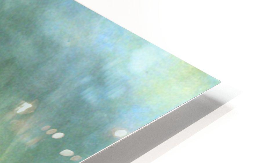 Cho-Looke,  Yosemite Watterfall by Bierstadt HD Sublimation Metal print