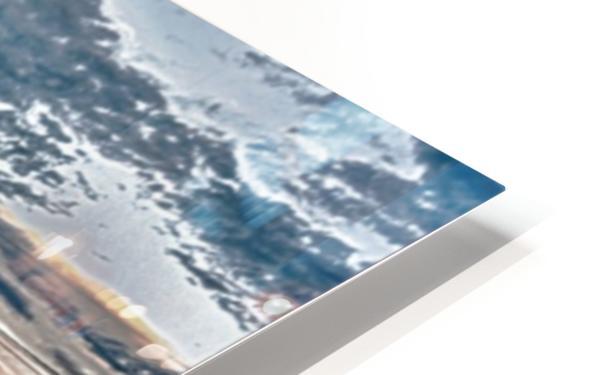 Gare HD Sublimation Metal print