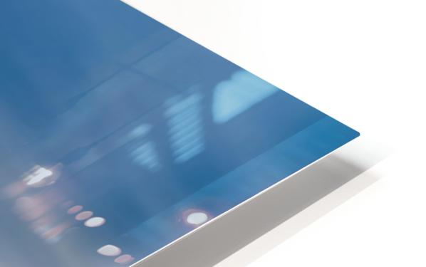 Lheure bleue HD Sublimation Metal print