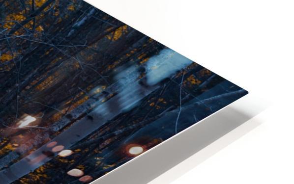 Ruisseau HD Sublimation Metal print