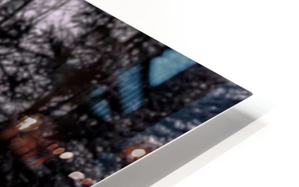 Contraste HD Sublimation Metal print